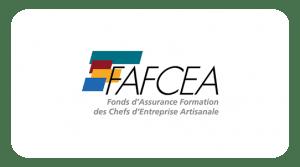 Logo FAFCEA financement formation fleuriste