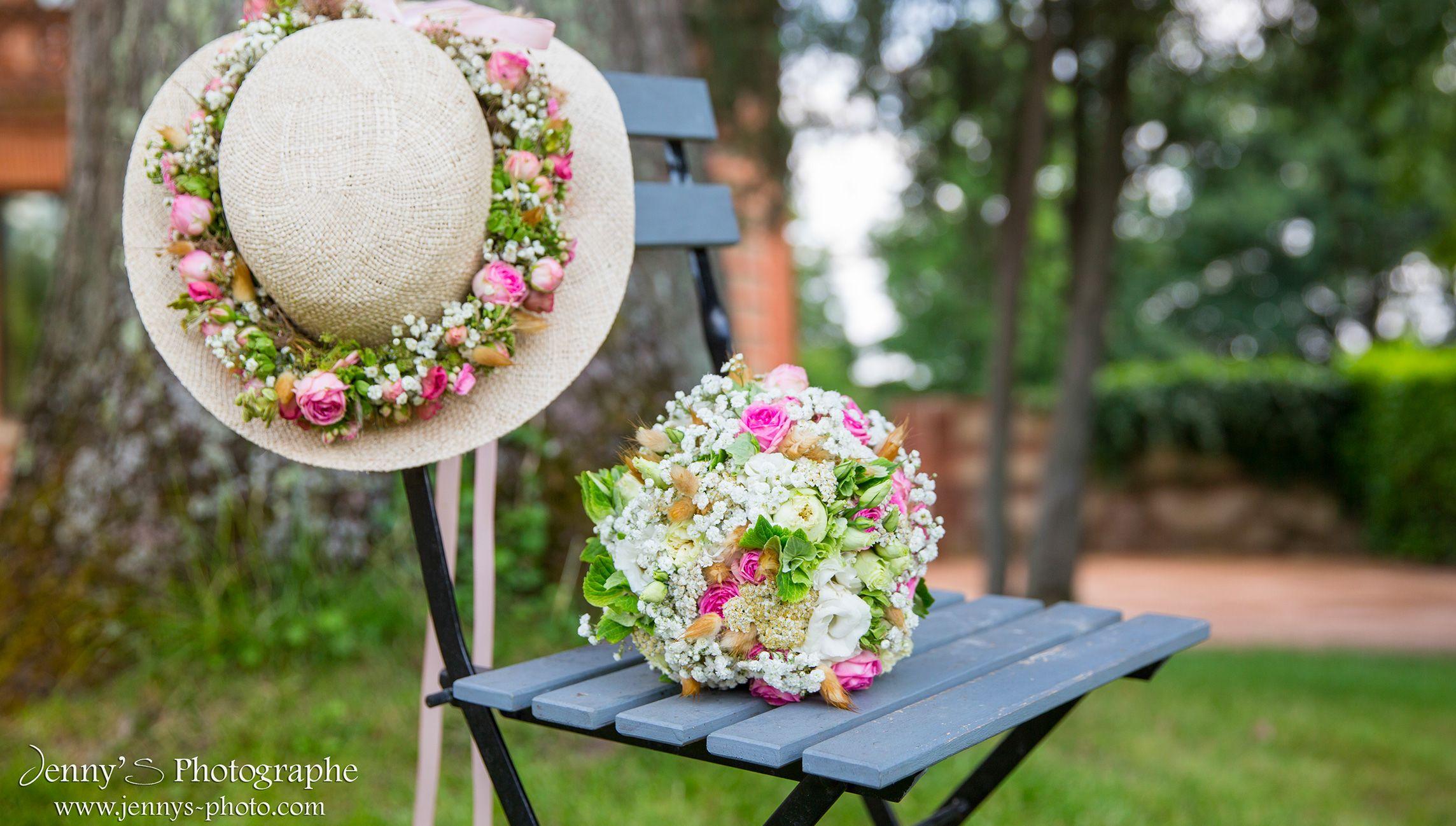 Mariage - formation fleuriste