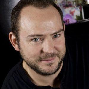 Julian Tonnelier, Meilleur Ouvrier de France et aussi formateur chez Floriform.