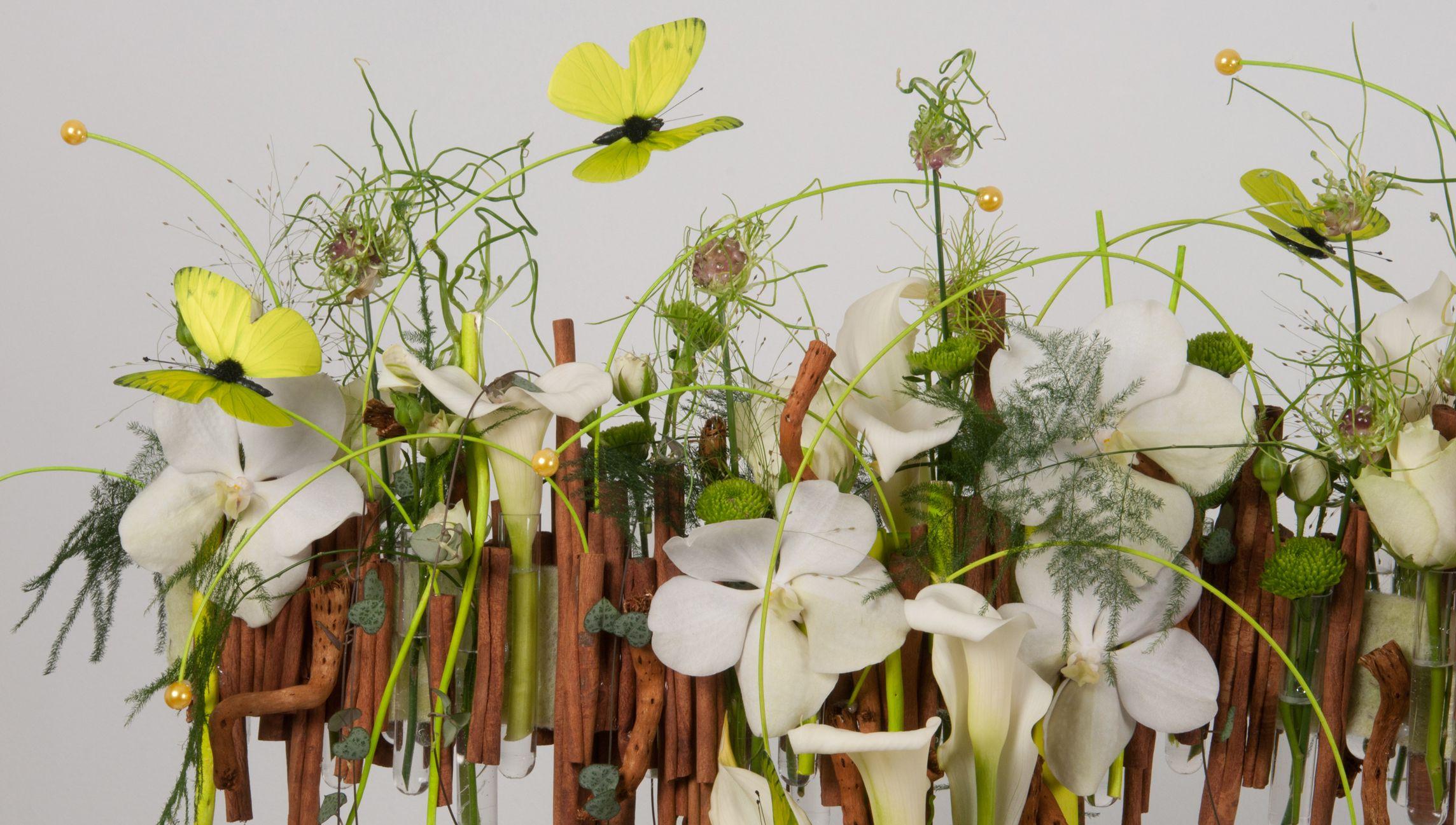 Floriform : formation pour fleuristes - créations modernes et intemporelles