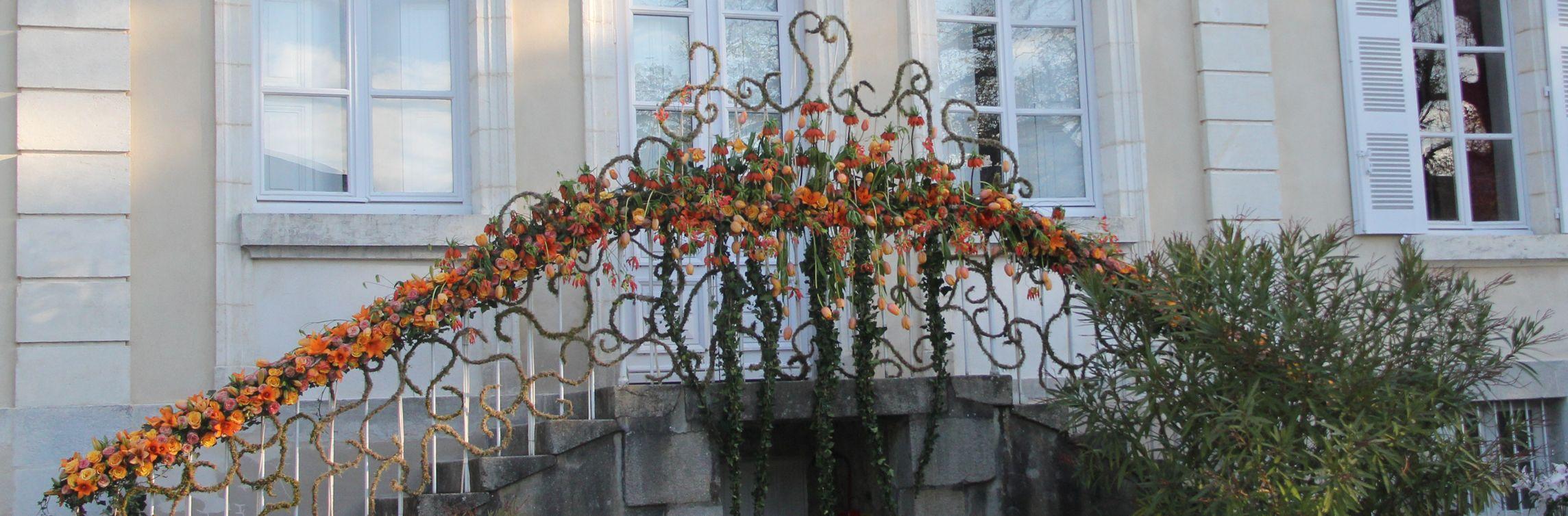 Participez aux formations Grands Décor Floriform dans toute la France